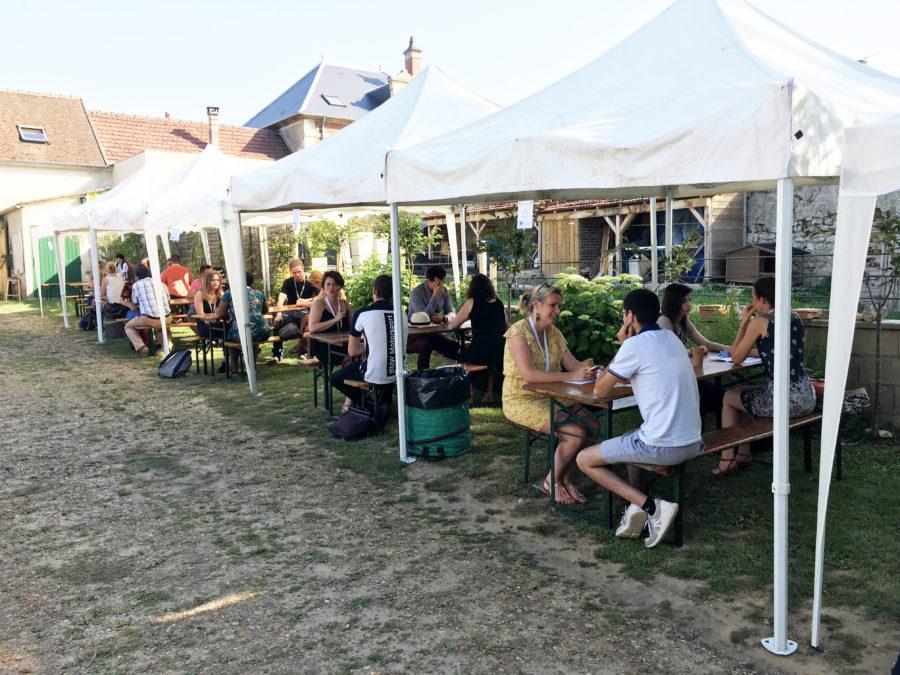 Agence Clé de Fa - La Garden Party Solidaire