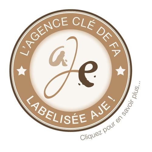 L'agence Clé de Fa labellisée AJE