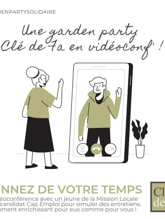 Cle de Fa - Garden Party