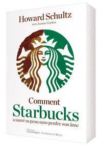 Howard Schultz, fondateur de la gigantesque chaîne de cafés Starbucks à Paris